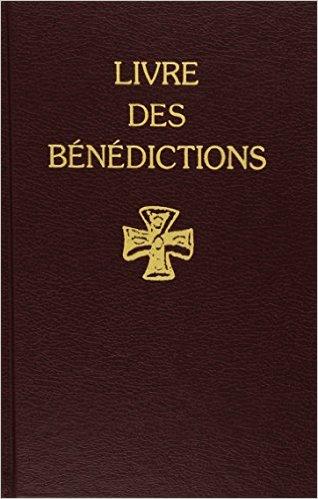 Livre des bénédictions : Rituel romain Couverture du livre