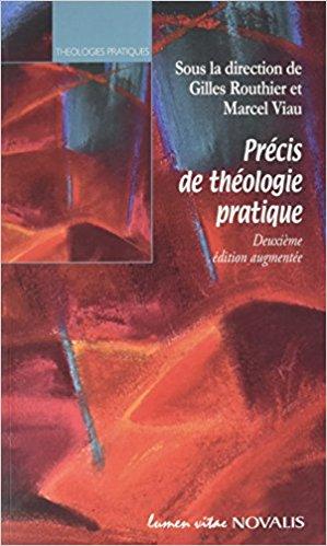 Précis de théologie pratique Couverture du livre